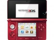 Nintendo 3DS Metallic Red