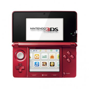 Nintendo 3DS Metallic Red reviews