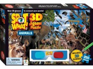 Spot What 3D Puzzle Animals