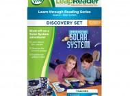 LeapFrog Tag Solar System Map