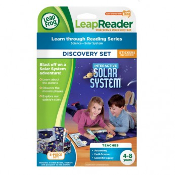 LeapFrog Tag Solar System Map reviews
