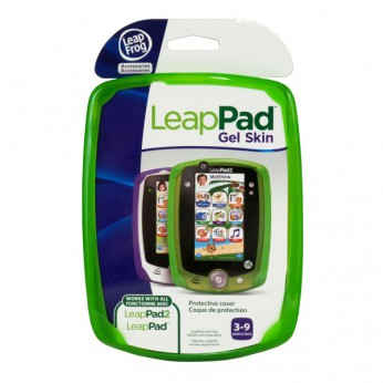 LeapPad Green Gel Skin reviews
