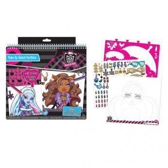 Monster High Sketch Portfolio reviews
