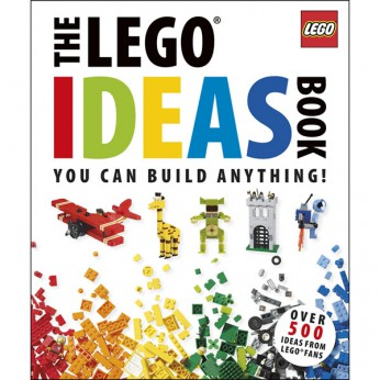 LEGO Ideas Book reviews
