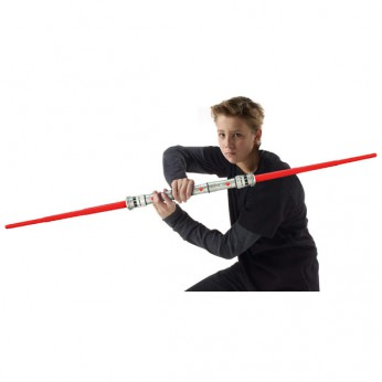 Star Wars Darth Maul Double Bladed Lightsaber reviews