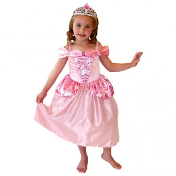 Crystal Rose Princess Dress with Tiara reviews