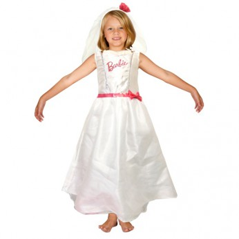 Barbie Bride Dress with Veil and Posy reviews