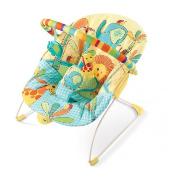 Bright Starts Sunnyside Safari Bouncer reviews
