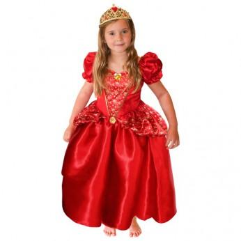 Crystal Ruby Princess Dress with Tiara reviews