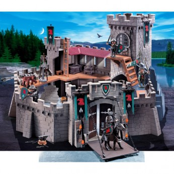 Playmobil Falcon Knights Castle 4866 reviews
