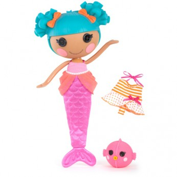 Lalaloopsy Sew Magical Mermaid Doll reviews