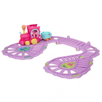 My Little Pony Magical Pony Express Train Set reviews