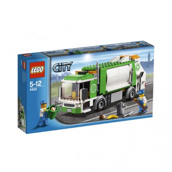 LEGO City Garbage Truck 4432 reviews