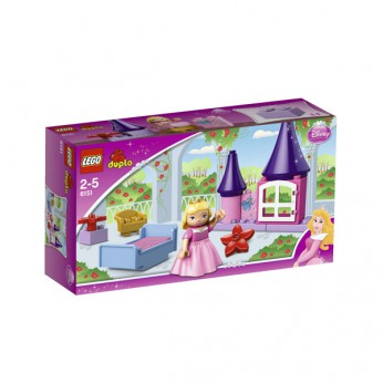 LEGO Disney Princess Sleeping Beautys Room 6151 reviews