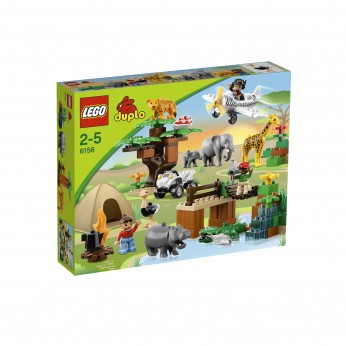 LEGO Duplo Photo Safari 6156 reviews