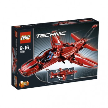 LEGO Technic Jet Plane 9394 reviews
