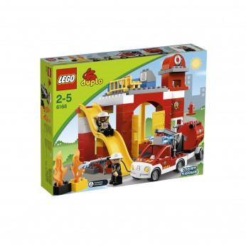 LEGO Duplo Fire Station 6168 reviews
