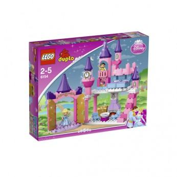 LEGO Duplo Disney Princess Cinderellas Castle 6154 reviews