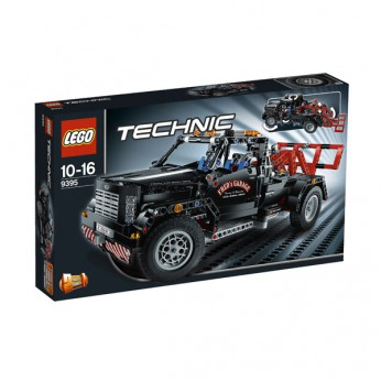 LEGO Technic Pick up Tow Truck 9395 reviews