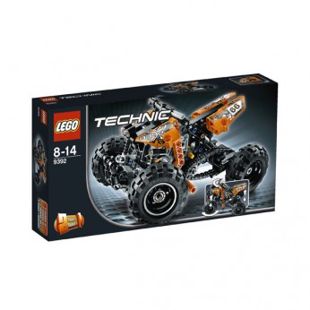 LEGO Technic Quad Bike 9392 reviews