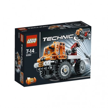LEGO Technic Mini Tow Truck 9390 reviews