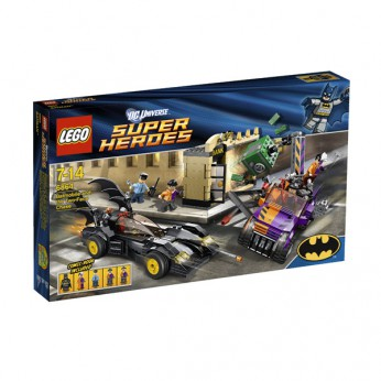 LEGO Batmobile and the Two-Face Chase 6864 reviews