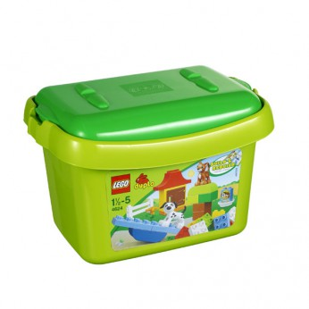 LEGO Duplo Brick Box 4624 reviews