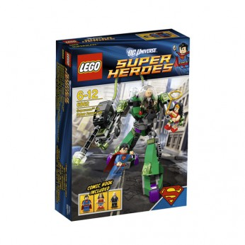 LEGO Superman vs Power Armor Lex 6862 reviews