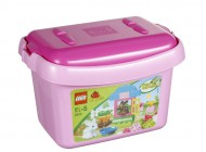 LEGO Duplo Pink Brick Box 4623