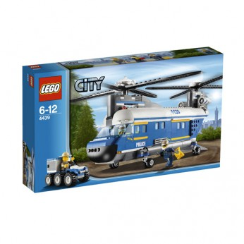 LEGO City Heavy lift Helicopter 4439 reviews