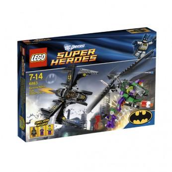 LEGO Batwing Battle Over Gotham City 6863 reviews