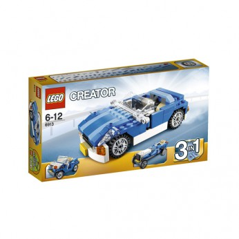 LEGO Creator Blue Roadster 6913 reviews