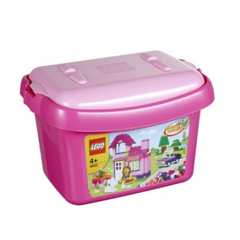 LEGO Pink Brick Box 4625 reviews
