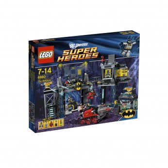 LEGO Super Heroes The Batcave 6860 reviews