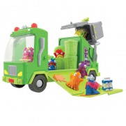 The Trash Pack Garage Truck