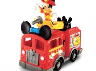 Mickey Mouse Clubhouse Silly Siren Fire Truck