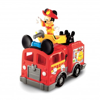 Mickey Mouse Clubhouse Silly Siren Fire Truck reviews