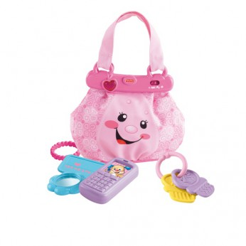Fisher Price My Pretty Learning Purse reviews