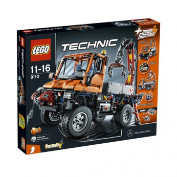 LEGO Technic Unimog U400 8110 reviews