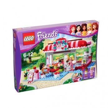 LEGO Friends City Park Cafe 3061 reviews