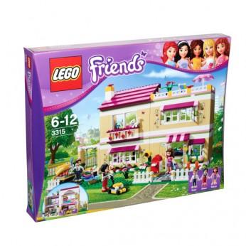 LEGO Friends Olivia's House 3315 reviews