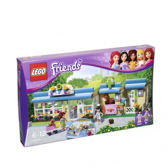 LEGO Friends Heartlake Vet 3188 reviews