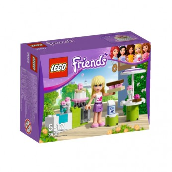 LEGO Friends Stephanies Outdoor Bakery 3930 reviews