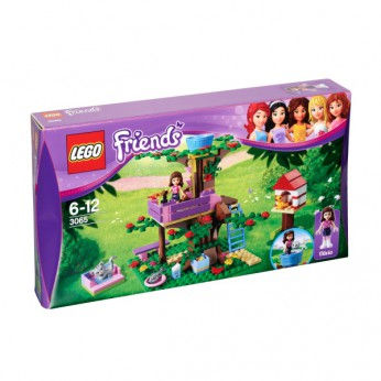 LEGO Friends Olivias Tree House 3065 reviews