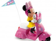 Minnie Mouse RC Scooter