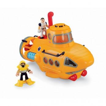 Imaginext Ocean Submarine reviews