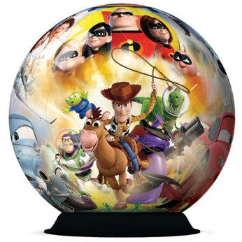 Disney Pixar 72 pc Puzzleball reviews