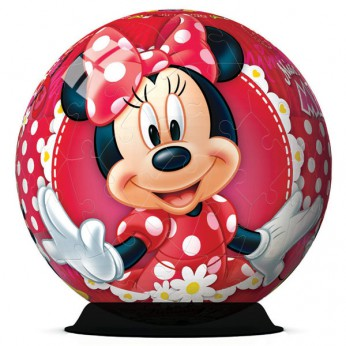 Minnie Mouse 72pcs Puzzleball reviews