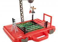 WWE Rumblers Money in Bank Playset