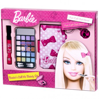 Barbie's Call Me Beauty Set reviews